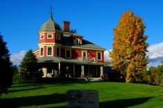 Witch Bay Victorian home