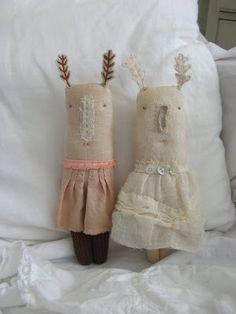 Cathy Cullis dolls