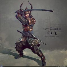 Последний самурай.