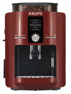http://www.ahomd.com/category/Espresso-Machine/ Espresso vs Nespresso, which one it is the better? We can't sum it up as convenience vs control over the brew process, with super-automatic we can do that too.  In the picture: KRUPS Espresseria Full Automatic Espresso Machine with Built-in Conical Burr Grinder. #coffee #espresso #nespresso