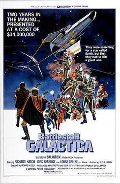 Galactica (TV) (1978) - FilmAffinity