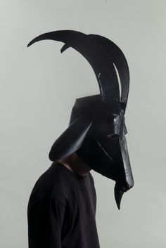 Animal masks from cardboard for some freak-out