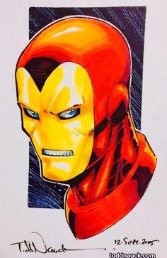 Iron Man - Todd Nauck