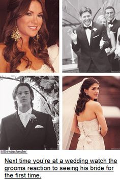 Jared and Jensen weddings