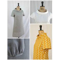 The French Dart Shift - PDF sewing pattern - Sewing Patterns at Makerist Tunic Sewing Patterns, Dress Making Patterns, Tunic Pattern, Collar Pattern, Print Patterns, Pattern Sewing, Shift Dress Pattern, Chambray Dress, Darts