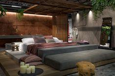 Το γραφείο Vana Pernari Architecture Studio, σε συνέχεια της διάκρισής του στα Hotel Design Awards 2016, παρουσίασε στο 100% Hotel Show 2017 ένα ιδιαίτερο πρότυπο δωματίου