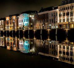 Breda at night