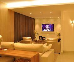 Veja dicas de como decorar sua sala de TV e saiba quais são os cuidados para montar esse ambiente de forma confortável e aconchegante.