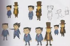 Image result for professor layton concept art