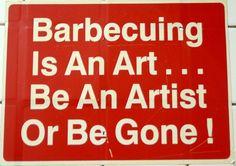 Gates BBQ Sign, via Flickr.