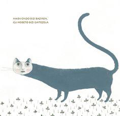 Link to portfolio: Elena Odrionzola Love Drawings, Art Drawings, Carmen Gil, Elena Odriozola, Juan Palomino, Story Drawing, Here Kitty Kitty, Paint Designs, Cat Art