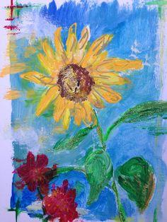 Sonnenblume | KunstiX