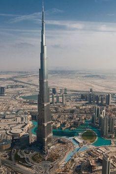 Burge, Dubai