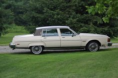 beautifully preserved 1984 Oldsmobile 98 Regency