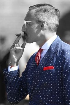 Mr. Dots #Elegance #Fashion #Menfashion #Menstyle #Luxury #Dapper #Class #Sartorial #Style #Lookcool #Trendy #Bespoke #Dandy #Classy #Awesome #Amazing #Tailoring #Stylishmen #Gentlemanstyle #Gent #Outfit #TimelessElegance #Charming #Apparel #Clothing #Elegant #Instafashion