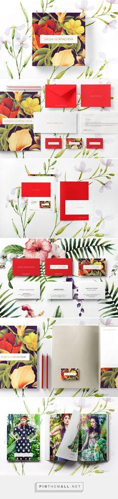 Masha Goryacheva Fashion House Branding by Denis Semenkin | Fivestar Branding Agency – Design and Branding Agency & Curated Inspiration Gallery