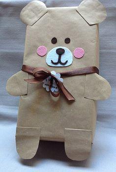 Fun gift wrapping idea                                                                                                                                                                                 Más