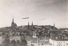 Graf Zeppelin Tallinn 1930 Zeppelin, Paris Skyline, Amazing, Travel, Viajes, Destinations, Traveling, Trips, Tourism