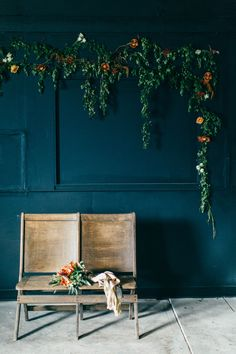 Moody Fall Inspiration - http://www.hairstyleandwedding.com/wedding-ideas/moody-fall-inspiration.html