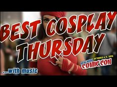 Best Cosplay New York Comic Con 2016 Day 1 Thursday Part 1 With Music - Video --> http://www.comics2film.com/best-cosplay-new-york-comic-con-2016-day-1-thursday-part-1-with-music/  #Cosplay