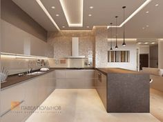 Дизайн интерьера кухни - yeah, whatever he/she said. digging the lighting Kitchen Inspirations, Kitchen Cabinet Design, Home Decor Kitchen, Kitchen Room Design, Kitchen Design Small, Kitchen Room, Interior Design Kitchen Small, Kitchen Layout, Contemporary Kitchen