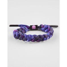 Rastaclat Galaxy Bracelet (61 RON) ❤ liked on Polyvore featuring jewelry, bracelets, braid jewelry, galaxy jewelry, etched jewelry, rastaclat and cosmic jewelry