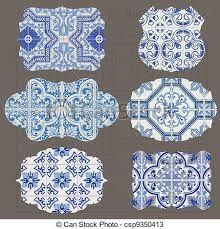 papel de scrap com estampa de azulejo - Pesquisa Google