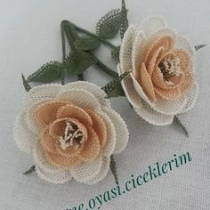 Jute Flowers, Baby Shoes, Embroidery, Lace, Floral, Jewelry, Instagram, Needlepoint, Pattern