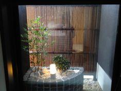 庭と言うよりは盆栽を見るような感じを参照