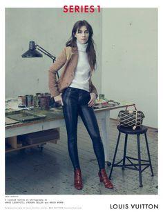 Louis Vuitton Charlotte Gainsbourg