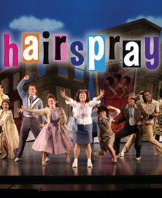 Hairspray - the musical