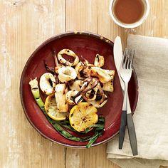 Citrus-Soy Squid | Food & Wine