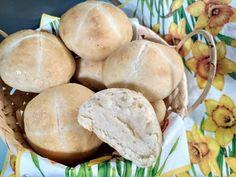Bułki pszenne śniadaniowe Hamburger, Bread, Food, Eten, Hamburgers, Bakeries, Meals, Breads, Loose Meat Sandwiches
