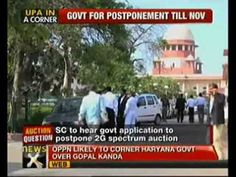 The Supreme Court Tuesday said it would hear Friday the central government's plea for another extension of time for commencing the auction and allocation of 122 2G licences and spectrum that were cancelled by the apex court by its order of Feb 2, 2012. A bench of Justice G.S. Singhvi and Justice S.J. Mukhopadhaya directed the listing of the matter on Aug 24 after senior counsel P.P.Rao mentioned it before the court.