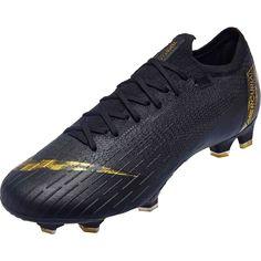 reputable site 6cd00 e1e89 Nike Mercurial Vapor 12 Elite FG – Black Lux