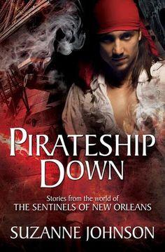 Pirateship Down de Suzanne Johnson (VO)