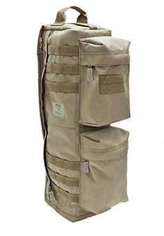 SO Tech  SGBXCB Extended Sling Go Bag Coyote Brown -- You can get more details by clicking on the image.
