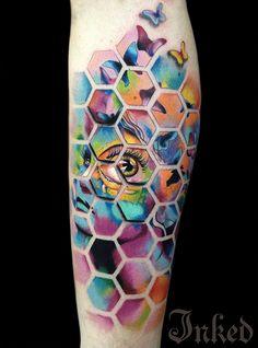 Alex Bruz #InkedMagazine #art #tattoo #tattoos #inked