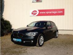 Vente BMW Série 1 116D SPORT 5P NOIR occasion en vente flash -500€ sur le prix en ce moment chez VPN