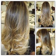 highlight; semi ombre'