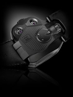 UR-110 | URWERK - Baumgartner & Frei Geneva | The future of fine watchmaking