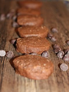 Low FODMAP chocolate coconut cookie