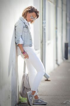 #newbalance #casual #totaldenim #stellamccartney #streetstyle #ootd #outfitinspiration #стиль #galantgirl #мода #кежуал