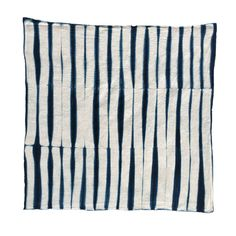 Shibori Stripe Instructions Block — Natural Dye Kits