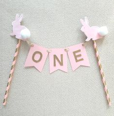 SOME BUNNY IS ONE. BUNNY BIRTHDAY. BUNNY THEME. BUNNY PARTY DECORATIONS. EASTER. SPRING. EASTER BIRTHDAY. SPRING BIRTHDAY. FIRST BIRTHDAY