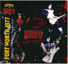 Kiss Pictures, Love Gun, Fort Worth, Blood, Comic Books, Comics, Movie Posters, Kissing Pics, Kiss Images