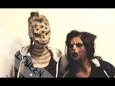 Halloween 2014 with Cesilie Pettersen Movie Makeup, Halloween Party Costumes, Rats, Reptiles, Halloween Face Makeup, Hair Styles, Youtube, Beauty, Hair Plait Styles