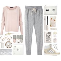Comfy look for Sunday., created by yexyka on Polyvore