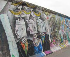 Berlin: Kunstmeile/East Side Gallery