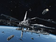 star wars imperial station - Google Search